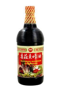 Wan Ja Shan Vegetarian Mushroom Oyster Sauce 1L