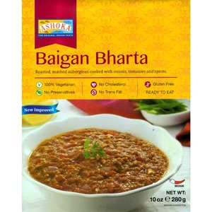 Ashoka Baigan Bharta Heat and Eat 280g