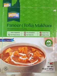 Ashoka Paneer (Tofu) Makhani 280g
