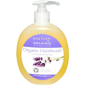Bentley Organic Calming Moisturising Handwash