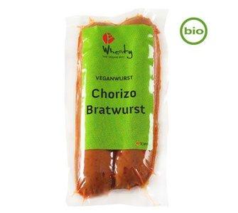 Topas Wheaty Bio VEGANWURST CHORIZO Bratwurst 130g