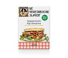 De Vegetarische Slager, Kip-Shoarma 160g