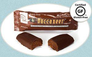 GoMaxGo Foods Buccaneer Chocoladereep 57g