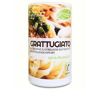 Grattugiato- geraspte kaas Italiaanse stijl 60g