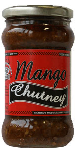 Lekker Bekkie Mango Chutney (290ml)