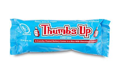 GoMaxGo THUMBS UP chocoladereep 37g