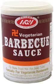 Vegetarian Barbecue sauce  260g