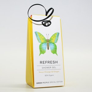 Green People Company Refresh - Shower Gel 30ml