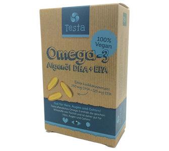 Testa Omega-3 DHA + EPA 45 Capsules