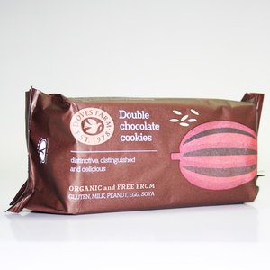 Doves Farm Double Choc Cookie -GF,Impulse 180g