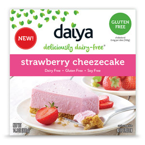 Daiya Strawberry Cheezecake 400g