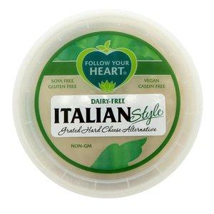 Follow Your Heart Parmesan Shredded 113g  *THT 04.06.2020*