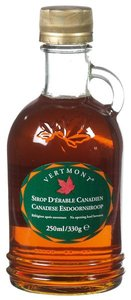 Vertmont Canadian Maple Syrup - A -grade 250ml
