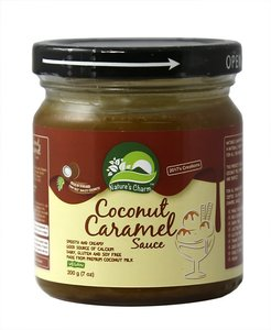 Nature's Charm Coconut Caramel 200g