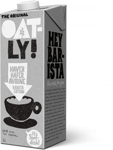 Oatly Haverdrank Barista editon 1000ml