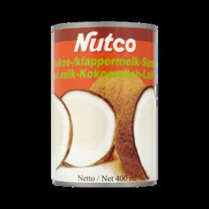 Nutco cocosmelk 400ml