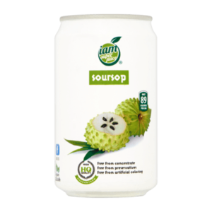 Iam Super juice Soursop 330ml