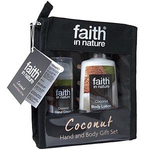 Faith Coconut Gift Set