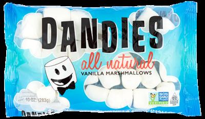 Dandies Marshmallows Vanilla Flavour Regular 283g *THT  15.01.2021*