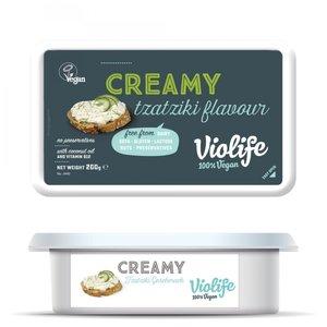 Violife Creamy Cucumber & Dill (Tzatziki) 200g
