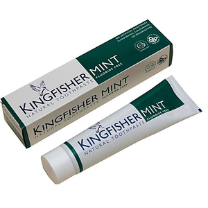 Kingfisher Mint Fluoride Free tandpasta 100ml