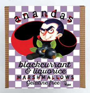 Ananda Foods Halloween Marshmallows 80g *THT 23.03.2020*
