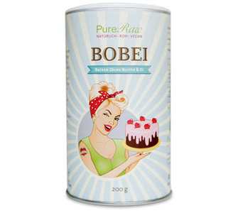 PureRaw BOBEI baking without butter and egg 200g