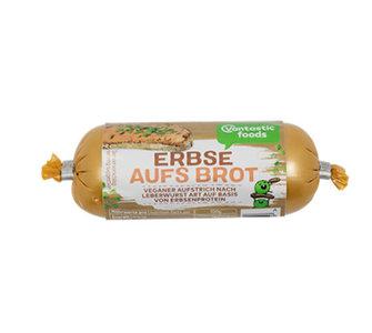 Vantastic Foods Veganistische leverworst (erbse aufs brot) 100g *THT 23.03.2020*