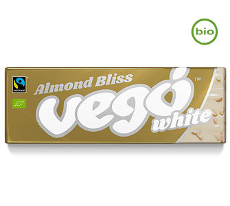 Vego WHITE Almond Bliss organic 50g