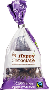 Happy Chocolate Easter Eggs pure 170g