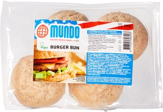O Mundo Hamburger broodjes 250g
