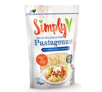 Simply V Veganer PASTAGENUSS 100g  *THT 08.05.2019*
