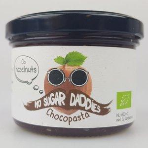 No Sugar Daddies Chocopasta Hazelnoten 200g