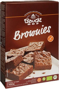 Bauckhof Brownies mix GV 400