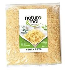 Nature & Moi Grated cheese - Pizza 1 kg *BBD 24.01.2021*