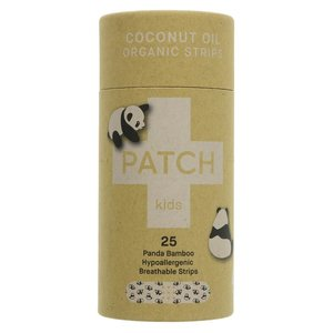 Patch Bamboo Kids Pleisters - Coconut 48g