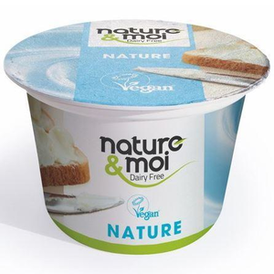 Nature & Moi - Natural Flavour Cream Cheese Spread 150g