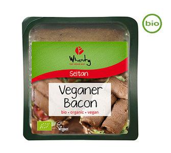 Topas Wheaty Organic Veganer Bacon 60g