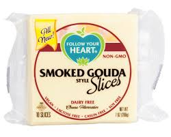 Follow Your Heart Smoked Gouda Slices 200g